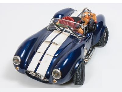 مجسمه فورچینو Shelby Cobra 427 S/C®