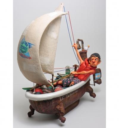 مجسمه فورچینو Ship Ahoy