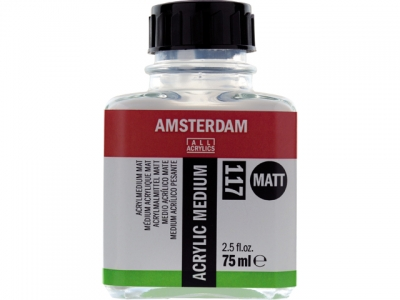 مدیوم آکریلیک مات (Medium Matt) آمستردام 117
