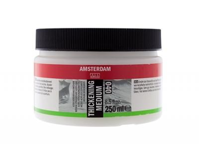 مدیوم غلیظ کننده(Thickening Medium) آکریلیک آمستردام 040