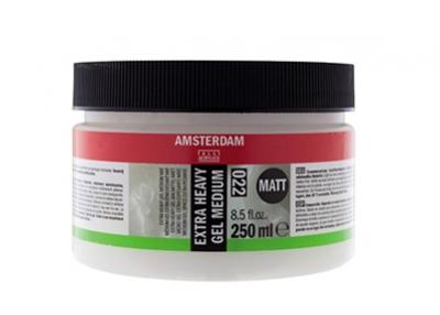 ژل مدیوم مات خیلی قوی (Extra Heavy Gel Medium Matt)آمستردام 022