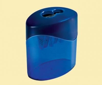 تراش پلاستیکی دو سوراخه مخزن دار M+r