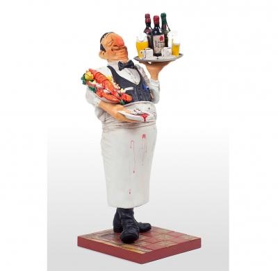 مجسمه فورچینو The Waiter