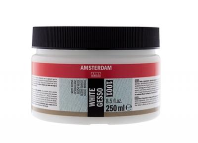 جسو سفید آکریلیک (White) آ مستردام 1001