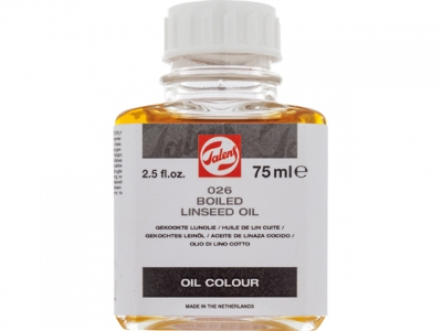 روغن بزرک تصفیه شده (Boiled Linseed Oil) تالنز 026