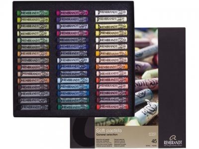 ست حرفه ای general گچ پاستل نرم رامبرانت- 45 رنگ 300C45