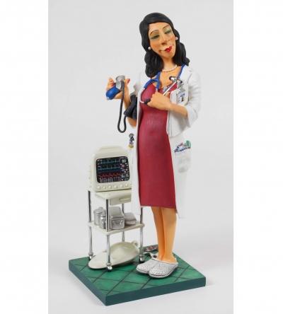 مجسمه فورچینو Madam Doctor