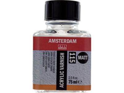 وارنیش مات (Varnish Matt) آکریلیک آمستردام 115