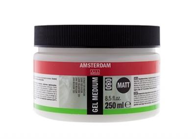 ژل مدیوم مات (Gel Medium Matt) آکریلیک آمستردام 080