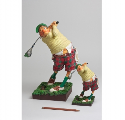 مجسمه فورچینو Fore! The Golfer Special Edition
