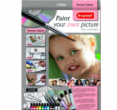 Paint Your Own Picture PY0P01