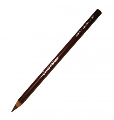 مداد کنته قهوه ای تیره- سپیا