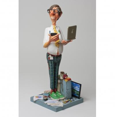 مجسمه فورچینو The Computer Expert