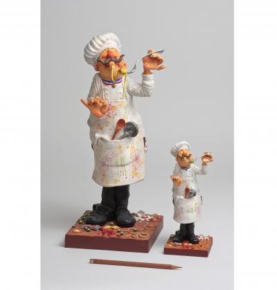 مجسمه فورچینو The Cook Special Edition