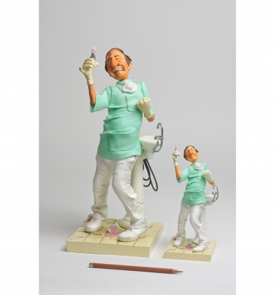 مجسمه فورچینو The  Dentist Special Edition