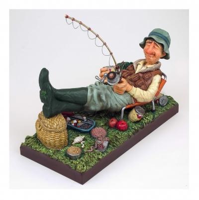 مجسمه فورچینو The Fisherman