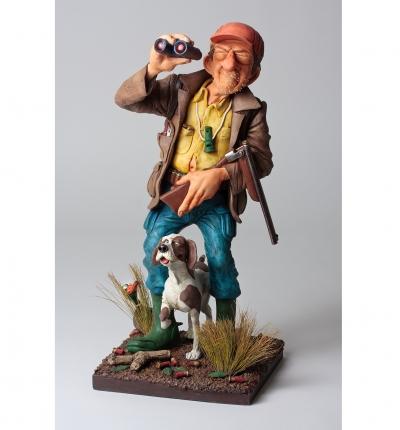 مجسمه فورچینو The Hunter