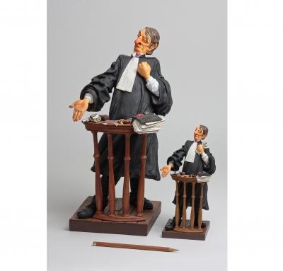 مجسمه فورچینو The Lawyer Special Edition