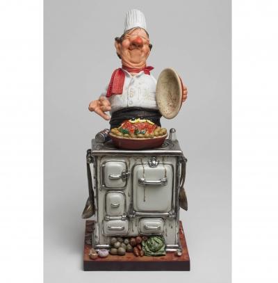 مجسمه فورچینو The Master Chef