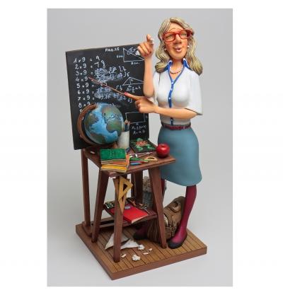 مجسمه فورچینو The Teacher