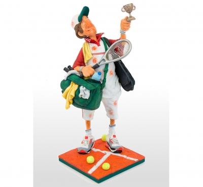 مجسمه فورچینو The Tennis Player